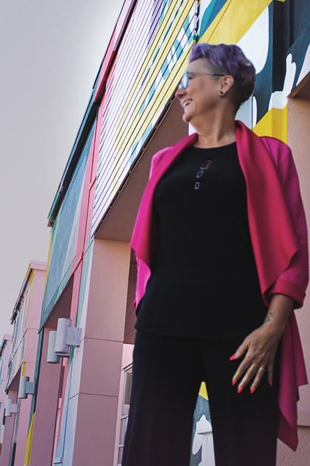 Isabelle Carrière, coach d'affaires et conférencière